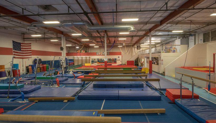 Diablo Gymnastic School San Ramon California