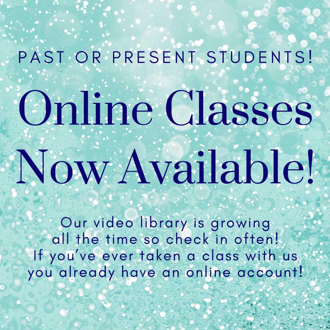 Diablo Gymnastics Online Classes